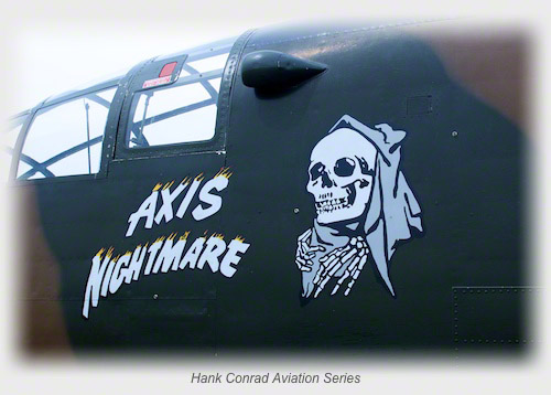 B-25 Axis Nightmare