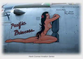 B-25 Pacific Princess