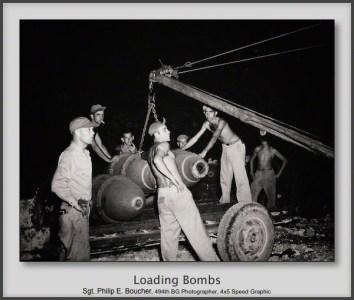 Loading Bombs