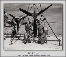 B-24 Prop
