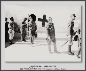 Japanese Surrender