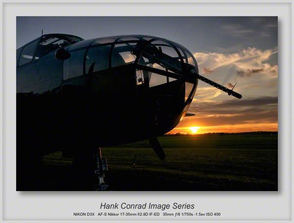 B-25 Sunset