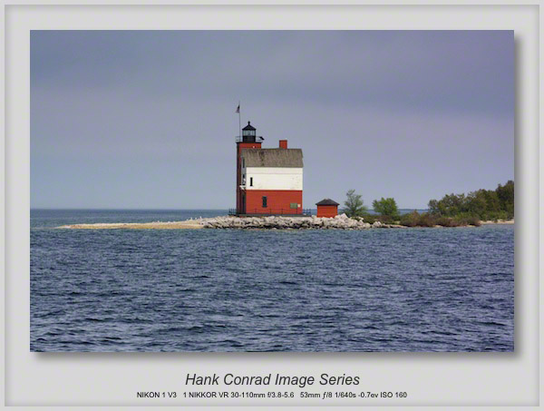 Mackinac Island Lighthouse