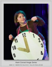 Singing Clock