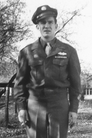 Pfc. Howard E. Cooper 1945