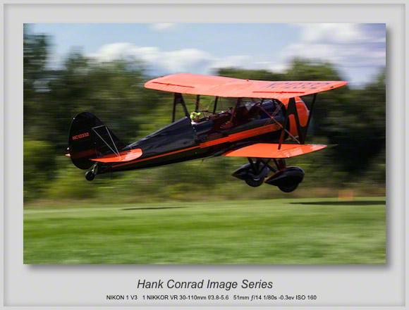 Curtiss Wright Travel Air B-14-B Speedwing