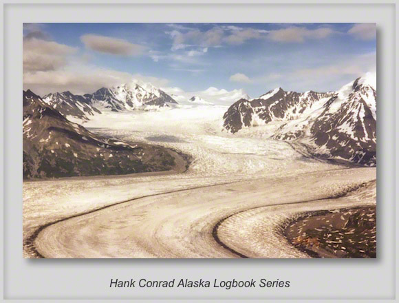 Knik Glacier near Palmer