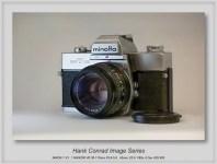 Minolta SRT-102 Camera