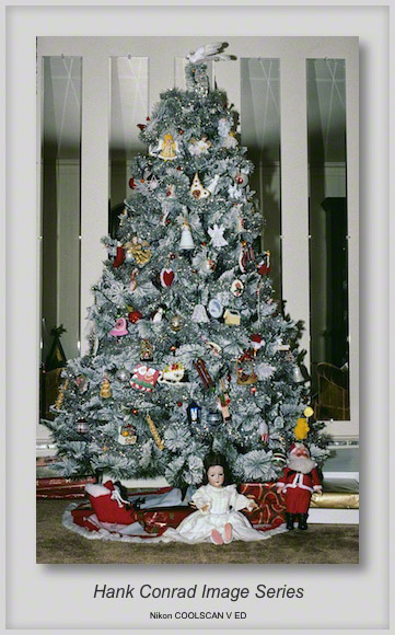 Mary's Christmas Tree 1989