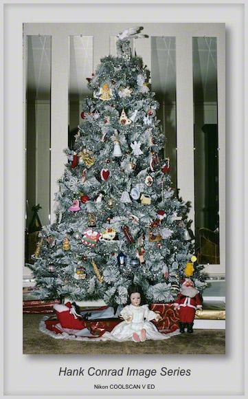 Mary's Christmas Tree 1989