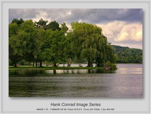 Park on a Lake