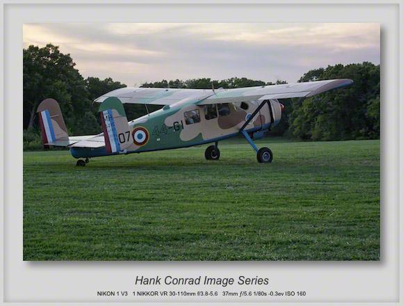 Max Holste MH-1521C Broussard