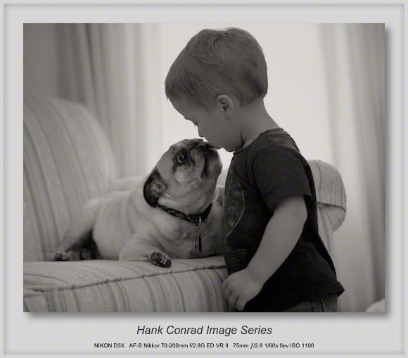 A Boy & A Dog