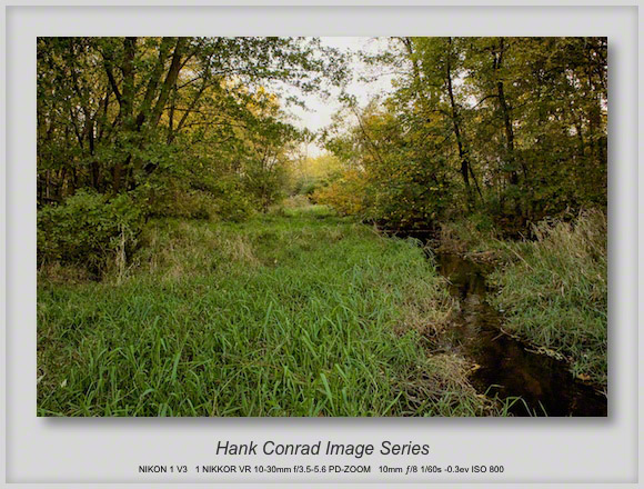 7 Image Story | Creek Flowing