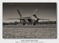 Nikon 1 V3 for Aviation | F-22 Raptor