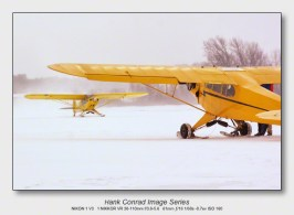 Ski Plane Weekend | Cub & Super Cub on Skis