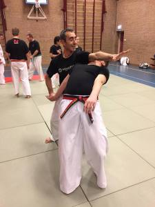 riza hankido master class