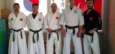 Hankido seminars in Istanbul