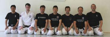 Dutch instructors certified