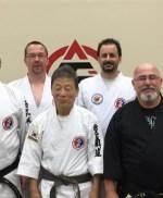 Hankido black belt tests