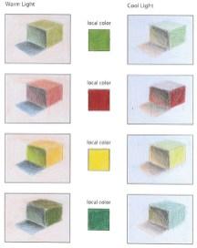 Color boxes