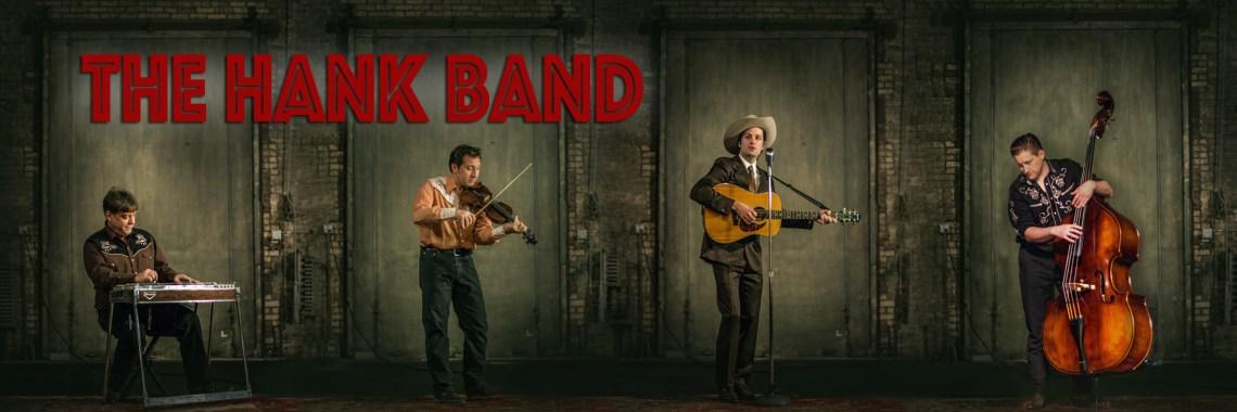 Peter Oyloe, Hank Williams, Jesse Woelfel, Brian Wilkie, Greg Hirte, Dan Andree, music, country music, folk