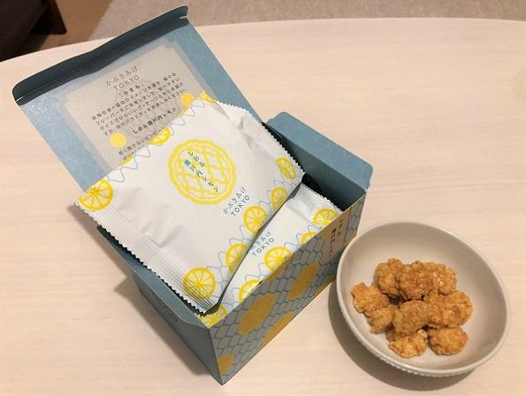 20181229「かぶきあげTOKYO」。イチオシの小まる「しお&瀬戸内レモン」