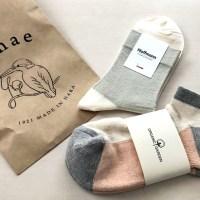 清澄白河の靴下専門店yahae~奈良の老舗靴下メーカーの直営店でお買い物を楽しむ~