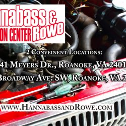 Hannabass and Rowe Collision Centers Auto Services