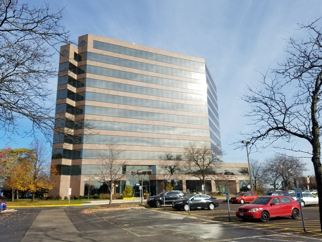 Business Office- Tenant Improvements – Schaumburg, Illinois