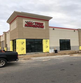 Tire Kingdom service center -Davenport, Florida