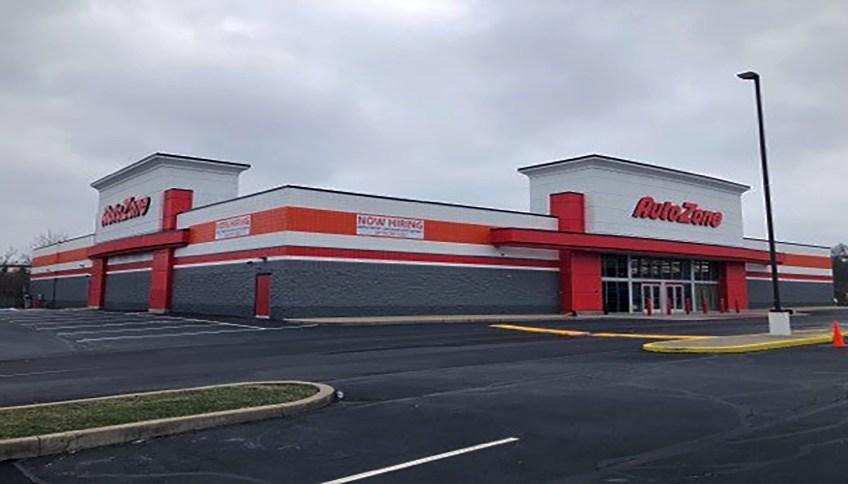 AUTOZONE – Flagship store – Monroville, PA.