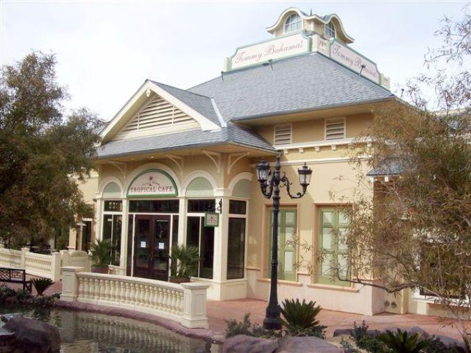 Tommy Bahama Restaurant & Retail – Town Square Las Vegas, NV.