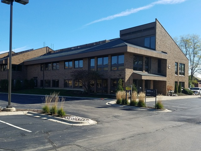 Business Office- Tenant Improvements- Wheaton, Illinois