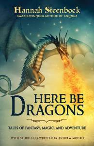 """Here be Dragons"" Cover"