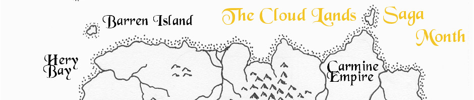 The Cloud Lands Saga Month