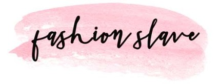 fashion slave logo courtesy of Sophie Milner