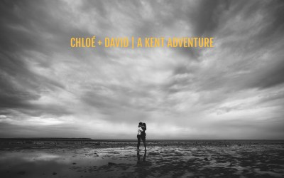 A Kent Adventure | Chloé + David | Canterbury to Whitstable
