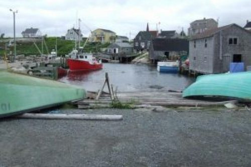 Peggys cove - Visiting the Canadian Maritimes - HH Lifestyle Travel
