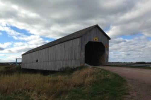 Covered bridge - Visiting the Canadian Maritimes - HH Lifestyle Travel