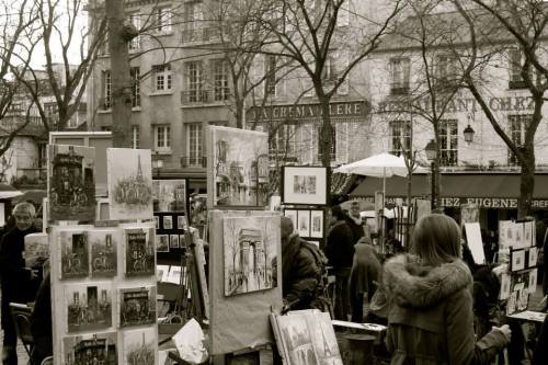 Place du Tertre - Paris 1.01 - A guide to my favourite city in the world - HH Lifestyle Travel