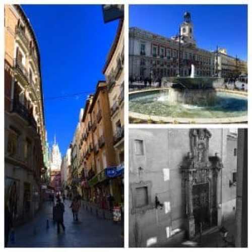 Puerto del Sol - Art and Tapas in Madrid