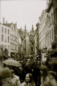Brussels Street - A Roaming Kiwi - How Did I End Up Here?