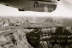 Grand Canyon by plane - USA Road Trip