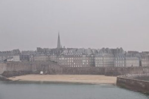 St Malo at Dawn - Things to do in Saint Malo France - HH Lifestyle Travel