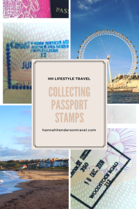 Collecting Passport Stamps - HH Lifestyle Travel