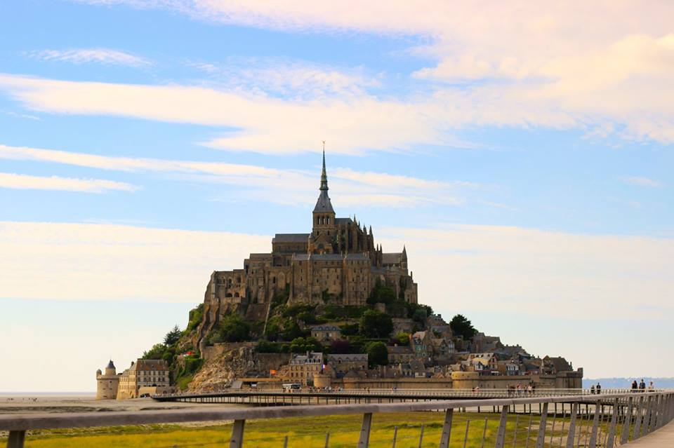 Image to describe the article from the Travel Better Partner in Mont Saint-Michel