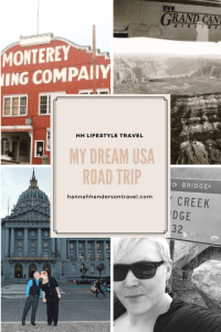 My Dream USA Road Trip - HH Lifestyle Travel