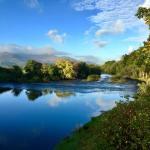 Ireland Photo Essay - River Flesk and Torc Mountain, Killarney