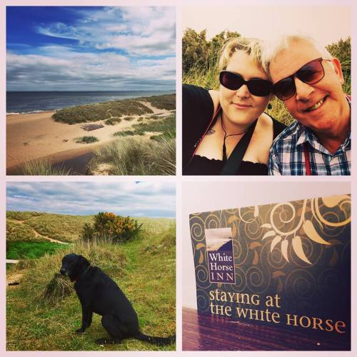 Balmedie Beach Collage - 2017: My Travel Year in Review - HH Lifestyle Travel